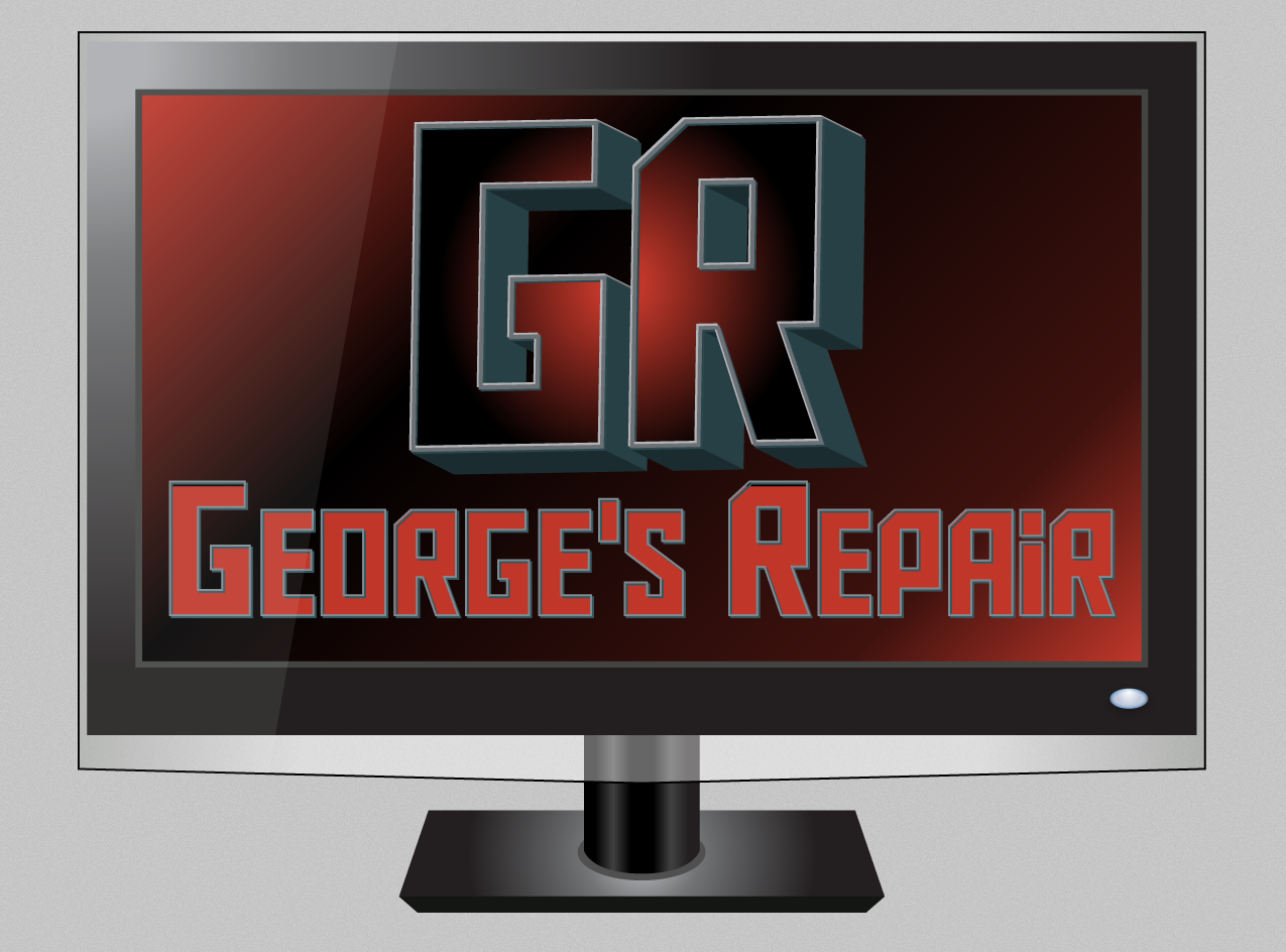 Logo for George's Repair