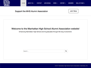 Manhattan High School Alumni Association